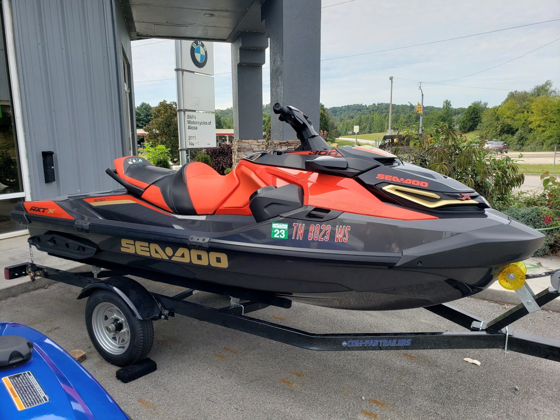 2020 Sea-Doo RXT-X 300 iBR + Sound System in Louisville, Tennessee - Photo 1