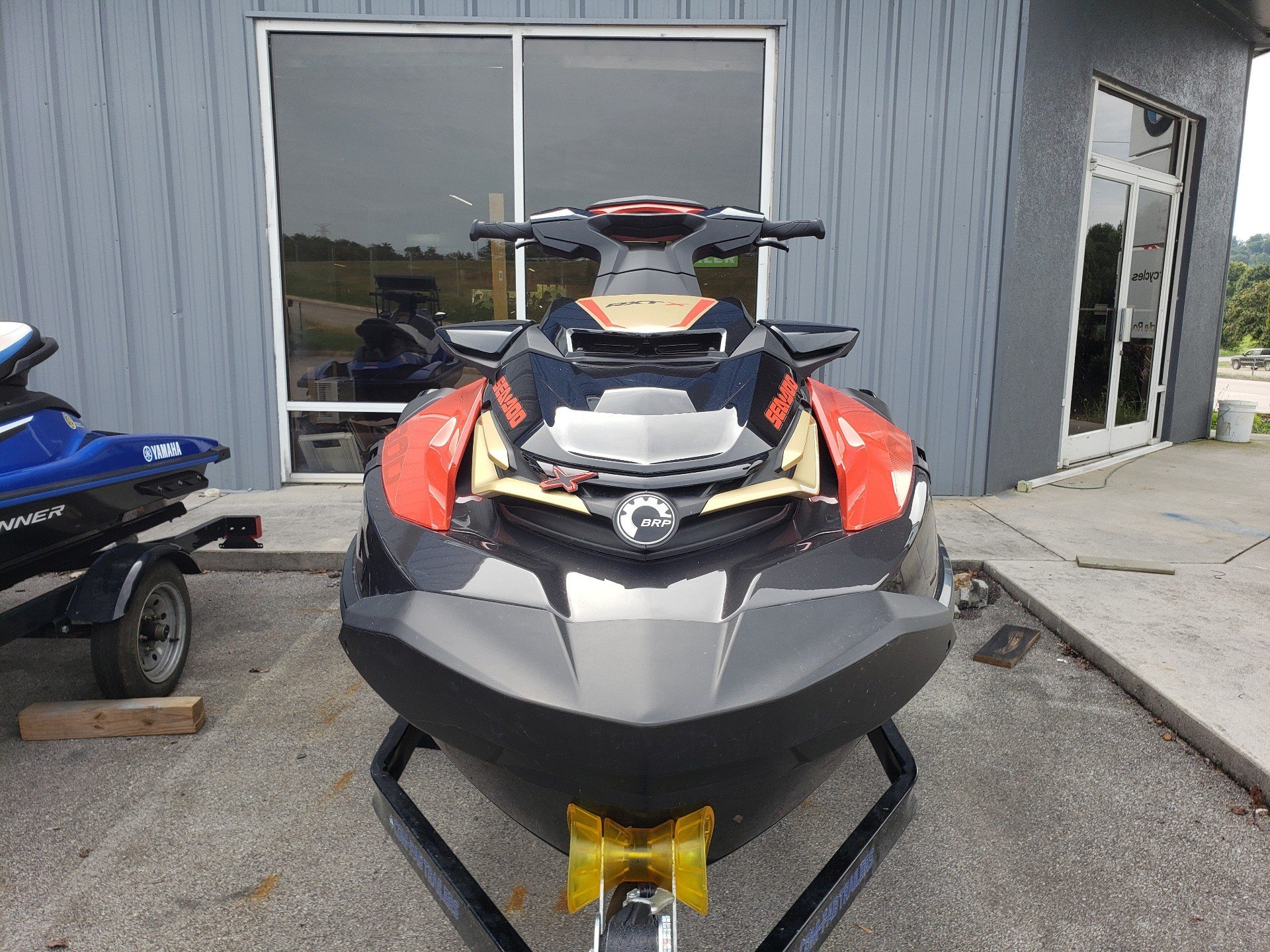 2020 Sea-Doo RXT-X 300 iBR + Sound System in Louisville, Tennessee - Photo 3