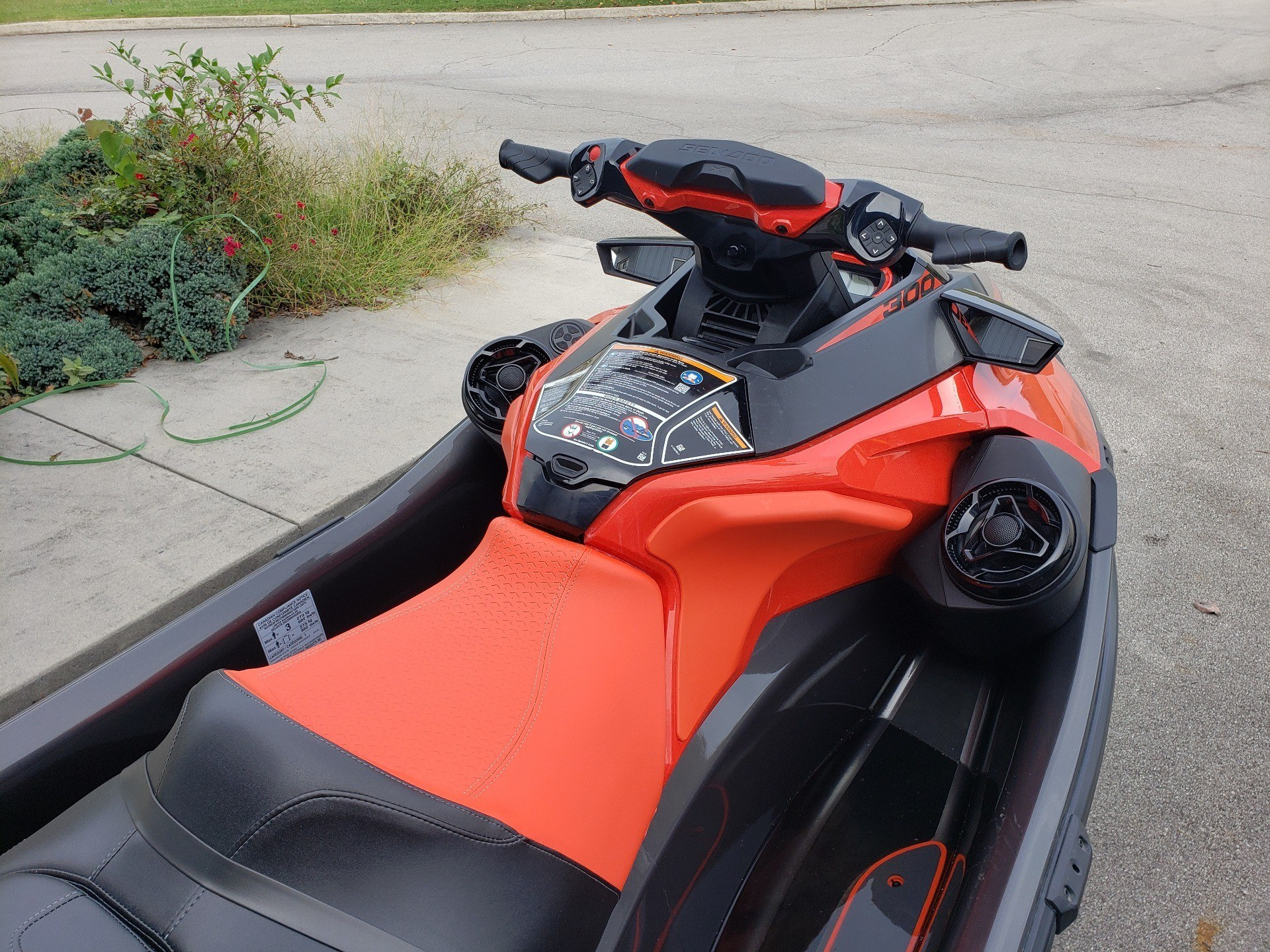 2020 Sea-Doo RXT-X 300 iBR + Sound System in Louisville, Tennessee - Photo 6