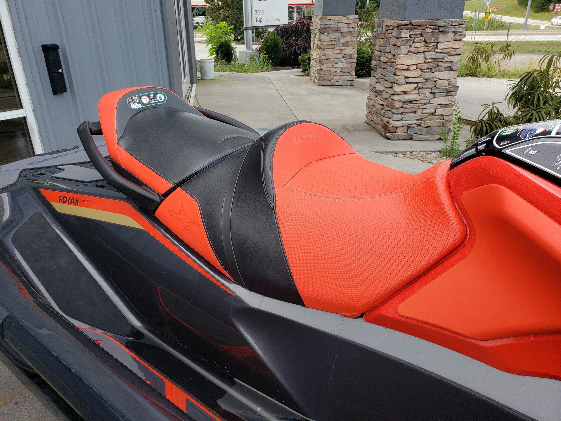 2020 Sea-Doo RXT-X 300 iBR + Sound System in Louisville, Tennessee - Photo 7
