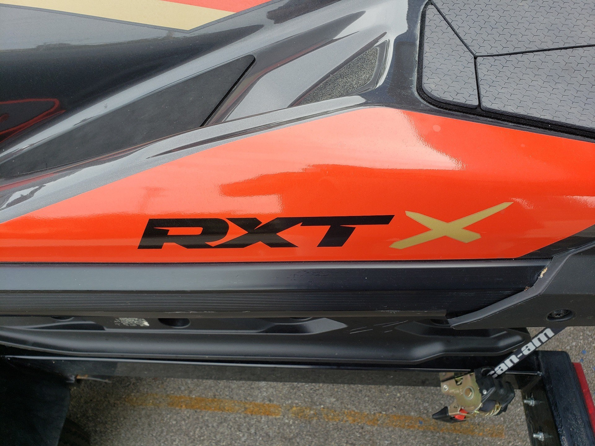 2020 Sea-Doo RXT-X 300 iBR + Sound System in Louisville, Tennessee - Photo 8