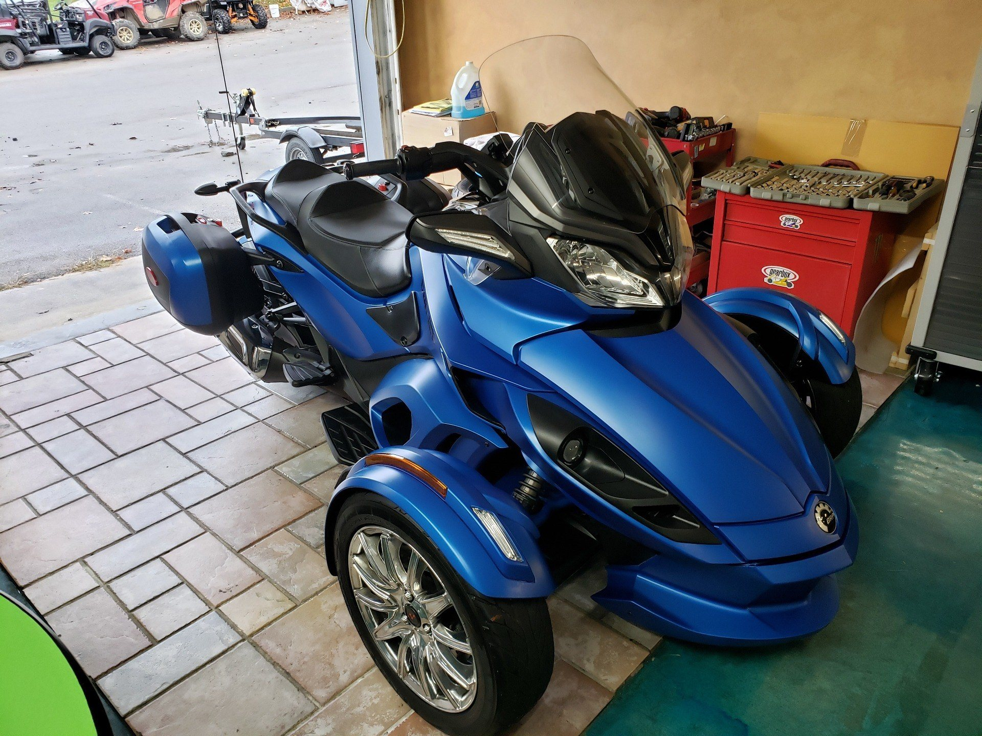 2015 Can-Am Spyder® ST Limited in Louisville, Tennessee - Photo 1