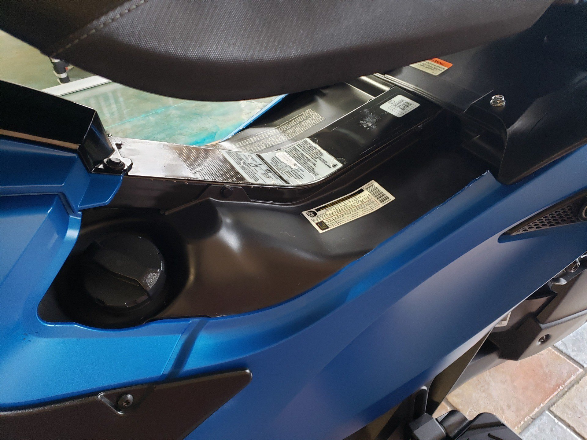 2015 Can-Am Spyder® ST Limited in Louisville, Tennessee - Photo 9
