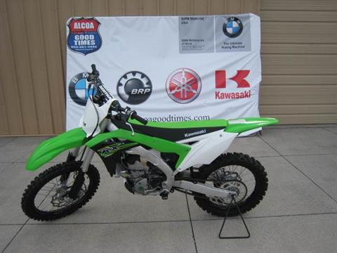 2017 Kawasaki KX250F in Louisville, Tennessee