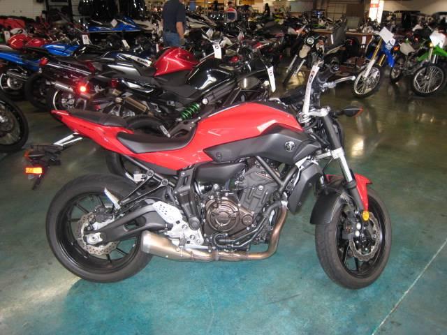 2017 Yamaha FZ-07 ABS for sale 44527