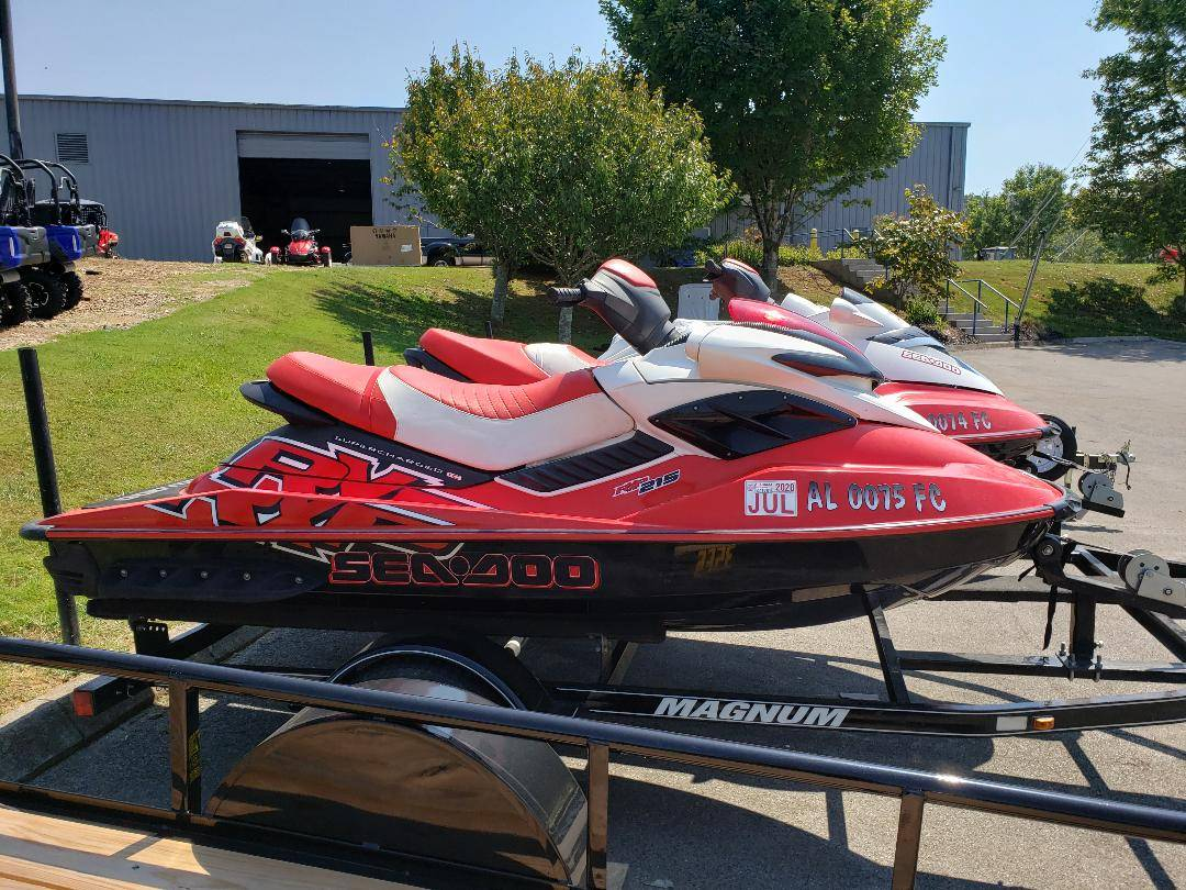 2007 Sea-Doo RXP™ 215 in Louisville, Tennessee - Photo 5