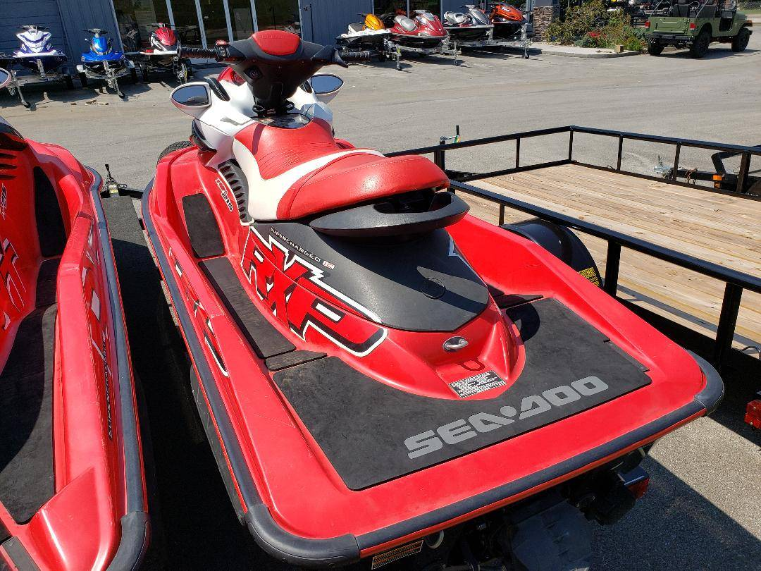 2007 Sea-Doo RXP™ 215 in Louisville, Tennessee - Photo 6