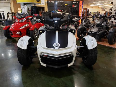 2016 Can-Am Spyder F3-T SE6 w/ Audio System in Louisville, Tennessee - Photo 3