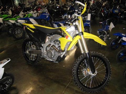 2017 Suzuki RM-Z450 in Louisville, Tennessee
