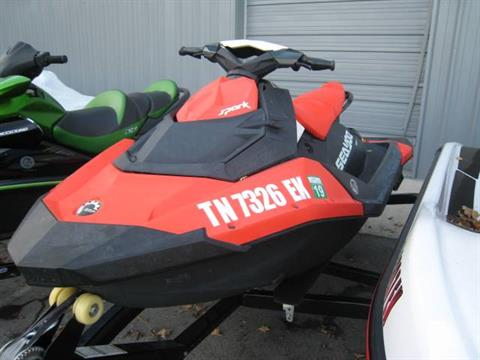 2016 Sea-Doo Spark 3up 900 H.O. ACE w/ iBR & Convenience Package Plus in Louisville, Tennessee