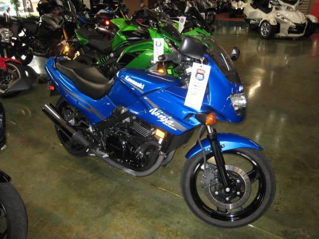 2009 Kawasaki Ninja 500R Motorcycles Louisville Tennessee 113104 113104