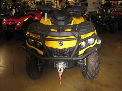 2014 Can-Am Outlander™ DPS™ 500 in Louisville, Tennessee