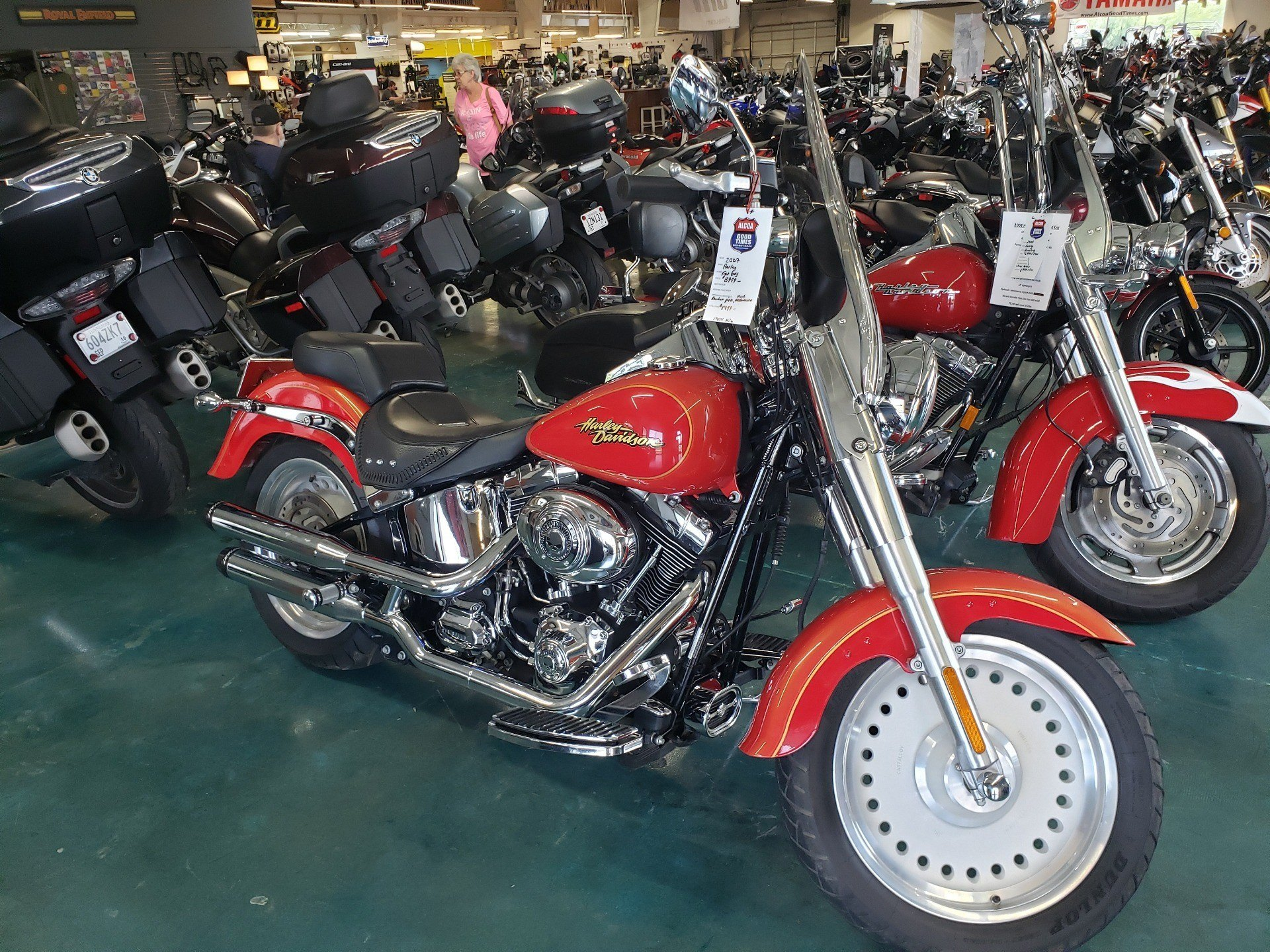 2007 Harley-Davidson Fat Boy in Louisville, Tennessee - Photo 1