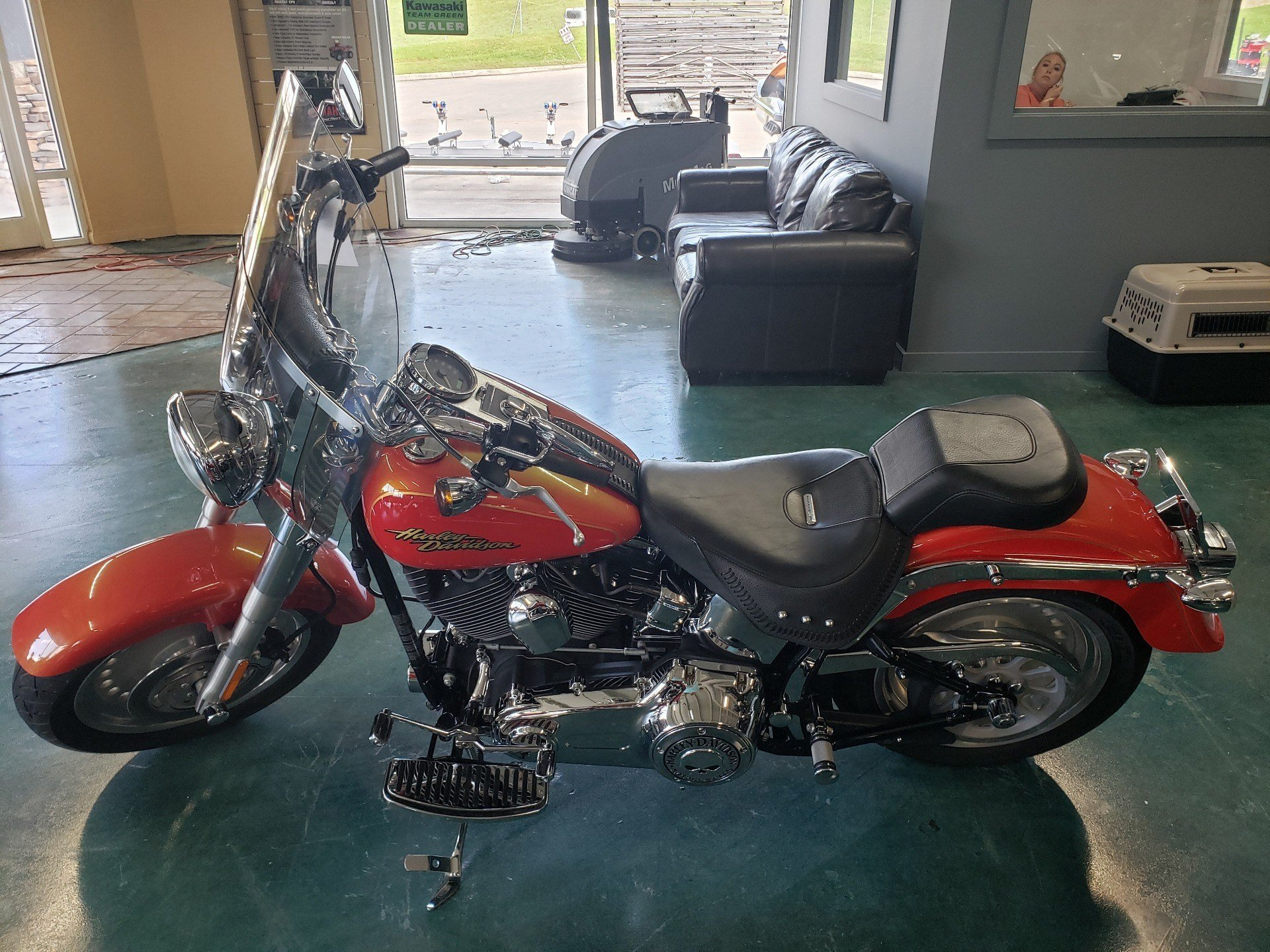 2007 Harley-Davidson Fat Boy in Louisville, Tennessee - Photo 2