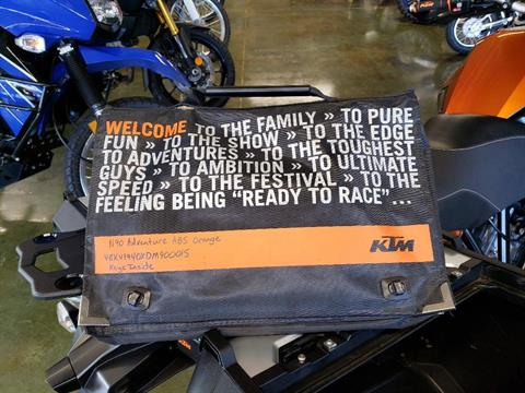 2014 KTM 1190 Adventure ABS in Louisville, Tennessee - Photo 9