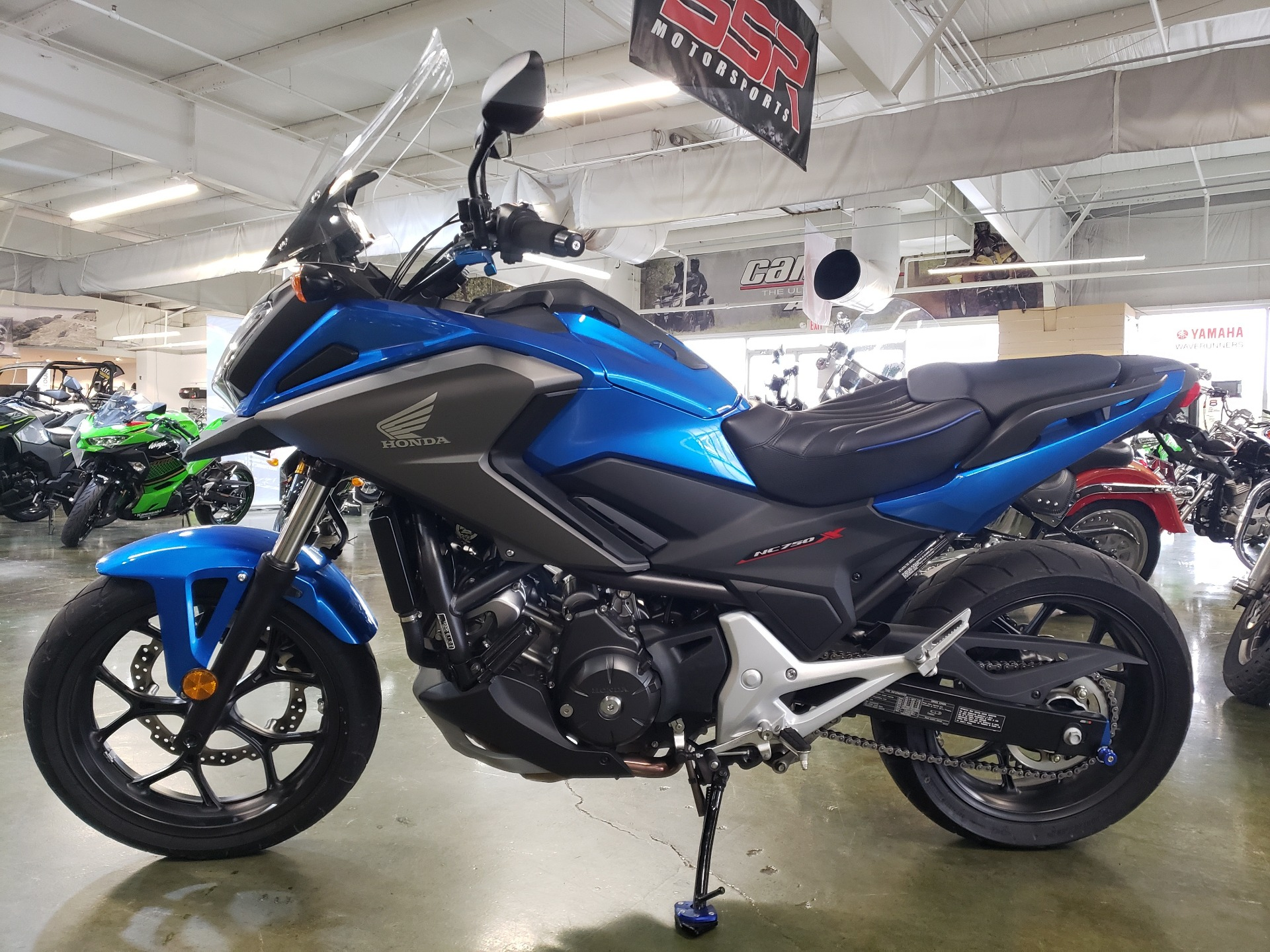 2019 Honda NC750X in Louisville, Tennessee - Photo 2