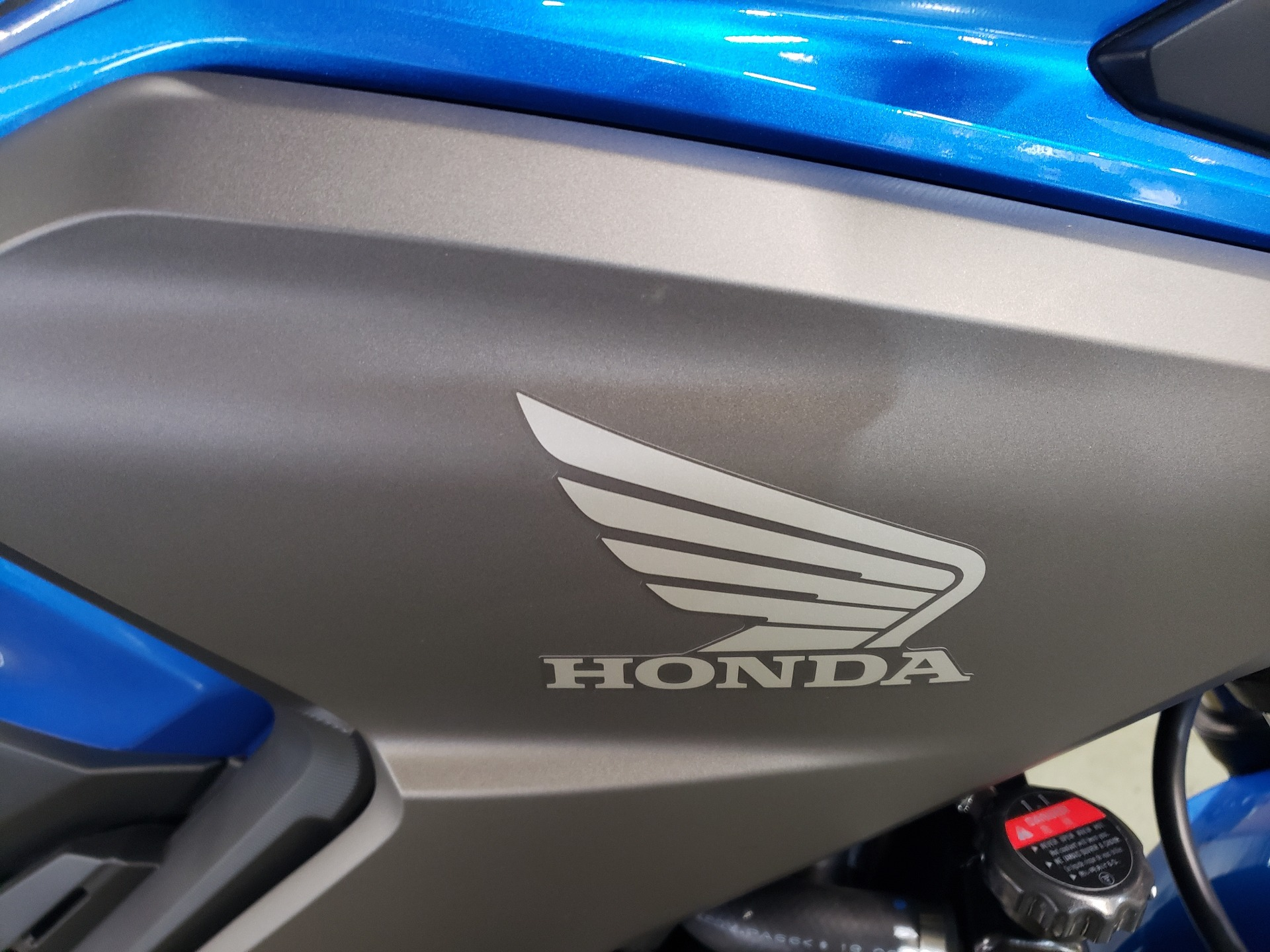 2019 Honda NC750X in Louisville, Tennessee - Photo 8