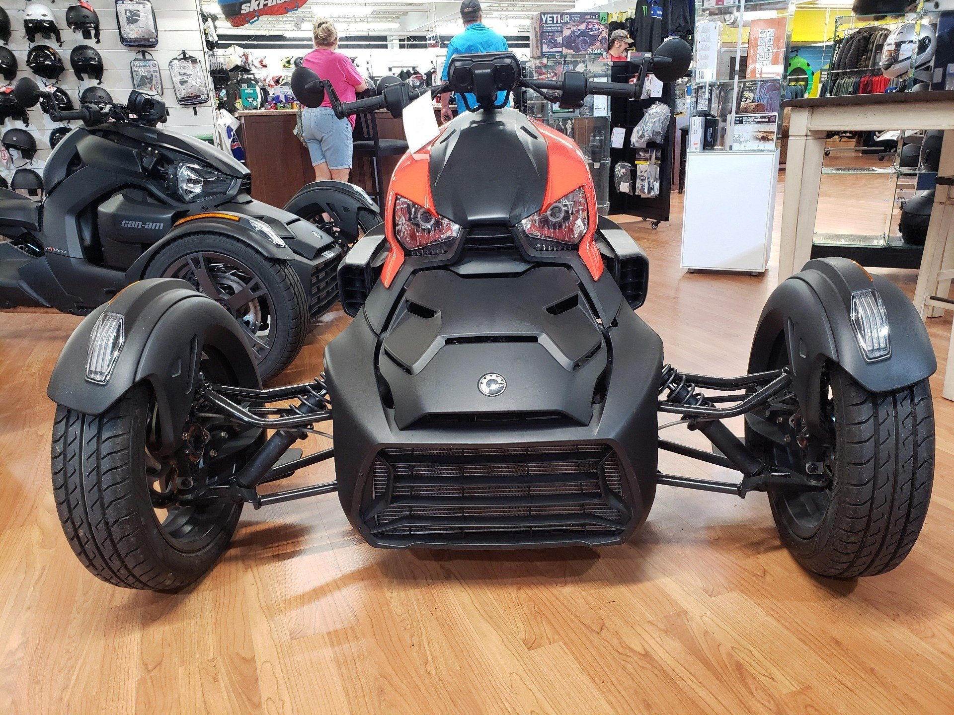 2019 Can-Am Ryker 600 ACE in Louisville, Tennessee - Photo 3