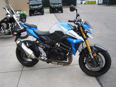 2015 Suzuki GSX-S750Z in Louisville, Tennessee