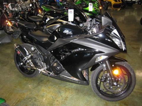 2014 Kawasaki Ninja® 300 in Louisville, Tennessee