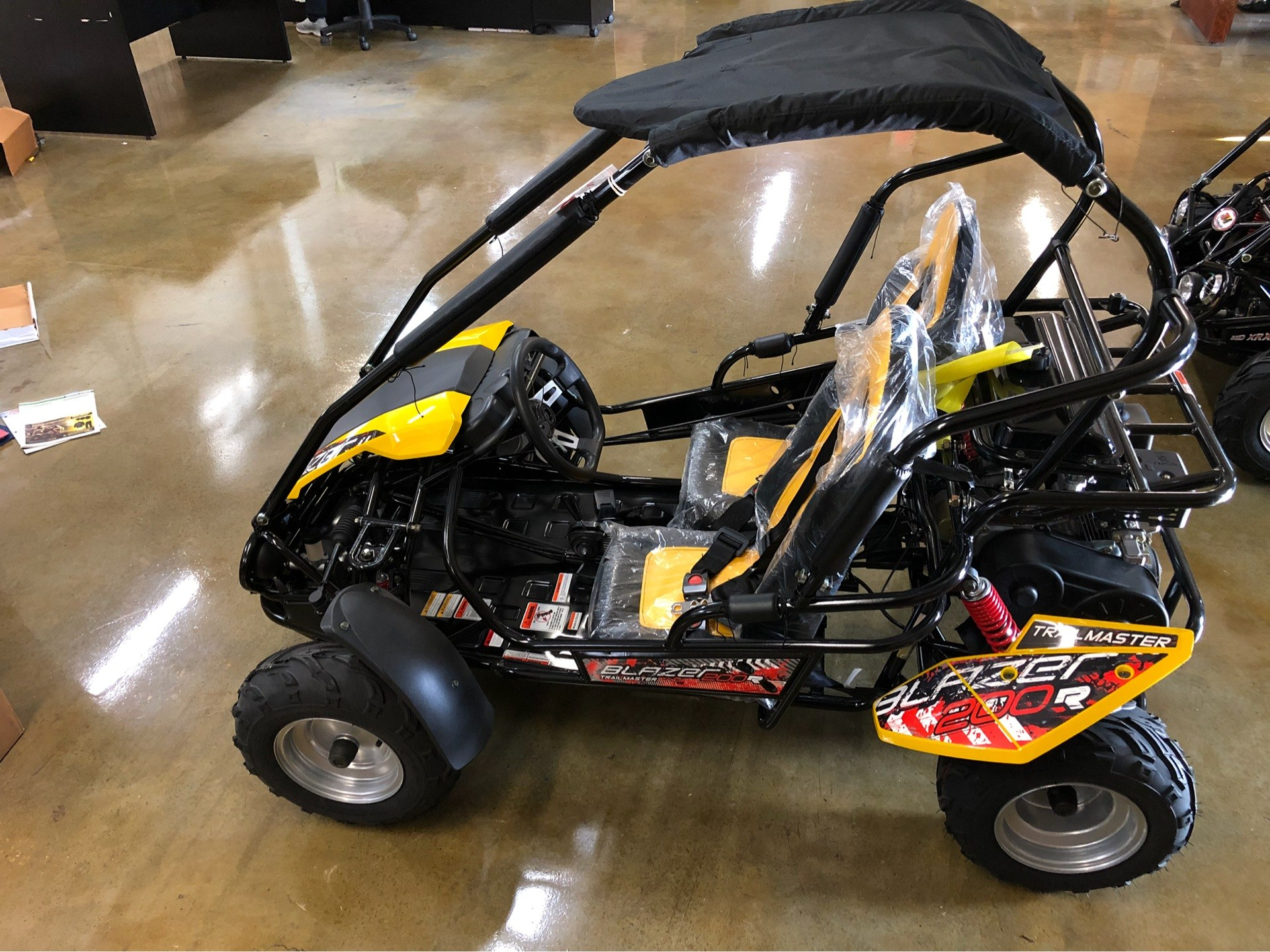 2018 Karting Distributors Inc. BLAZER 200R in Louisville, Tennessee