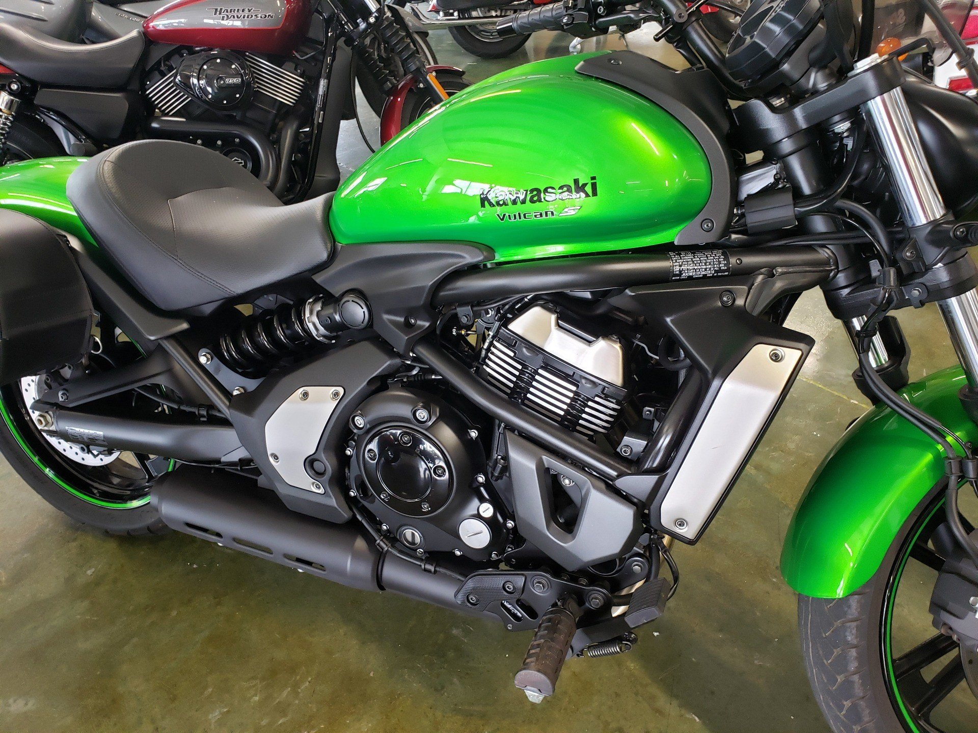 2015 Kawasaki Vulcan® S ABS in Louisville, Tennessee - Photo 5