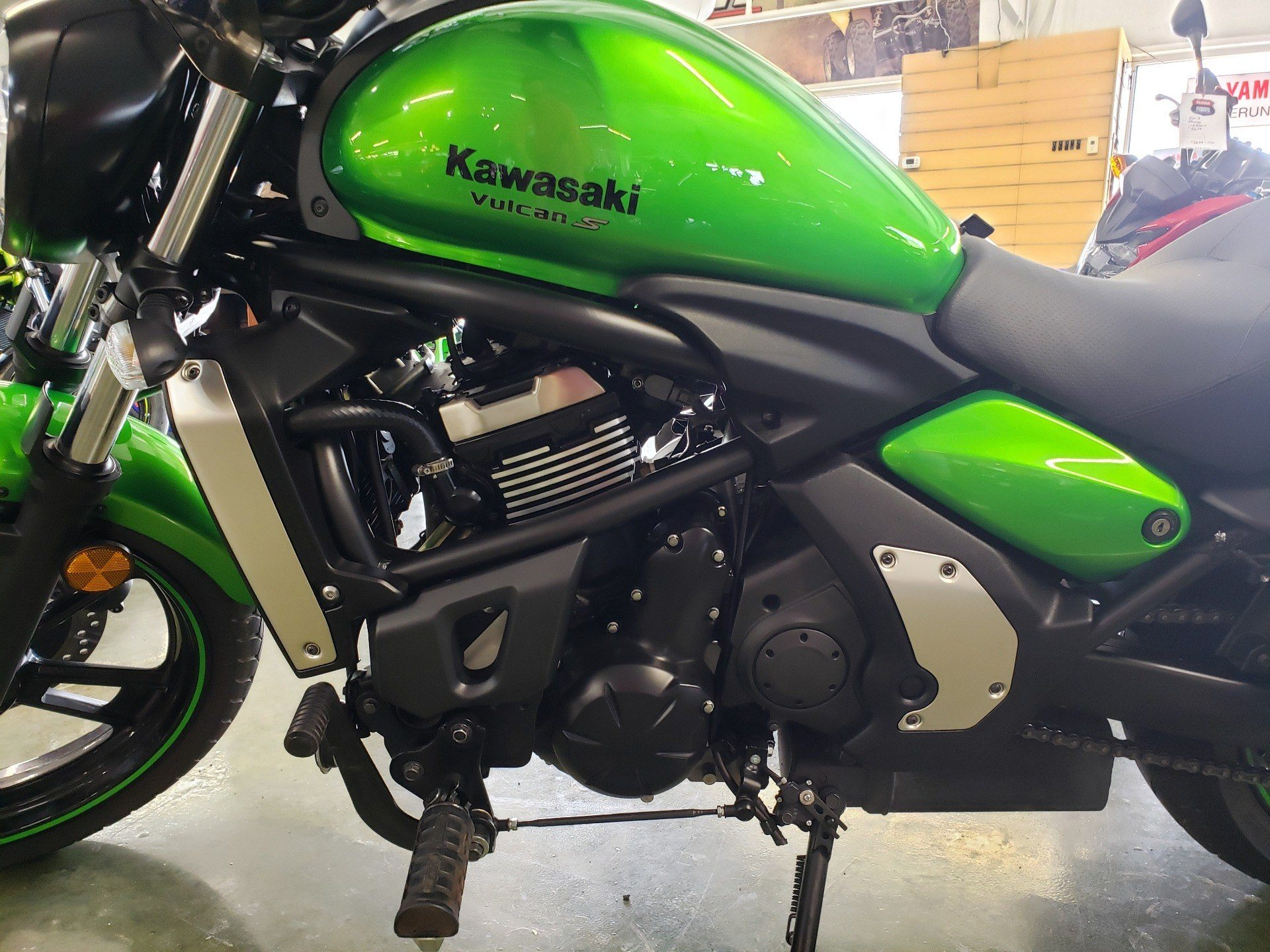2015 Kawasaki Vulcan® S ABS in Louisville, Tennessee - Photo 6