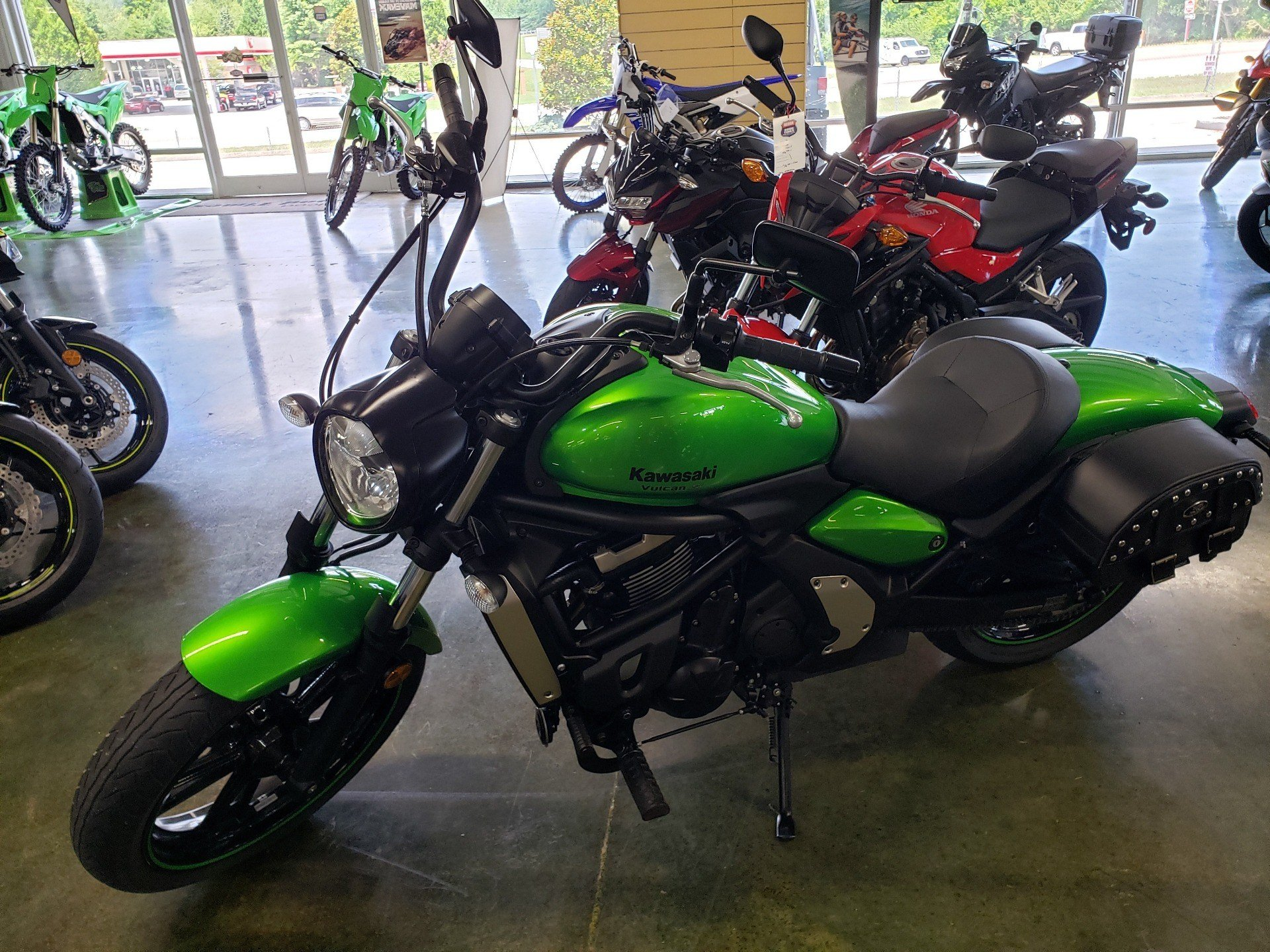 2015 Kawasaki Vulcan® S ABS in Louisville, Tennessee - Photo 2