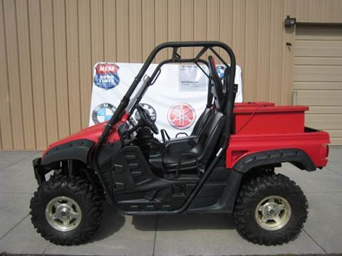 2008 Yamaha Rhino 700 in Louisville, Tennessee