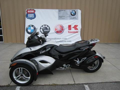 2008 Can-Am Spyder™ GS SM5 in Louisville, Tennessee