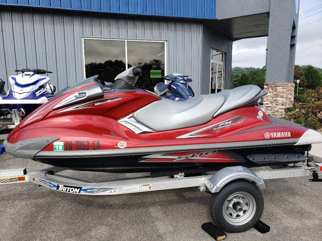 2010 Yamaha FX® SHO in Louisville, Tennessee - Photo 1