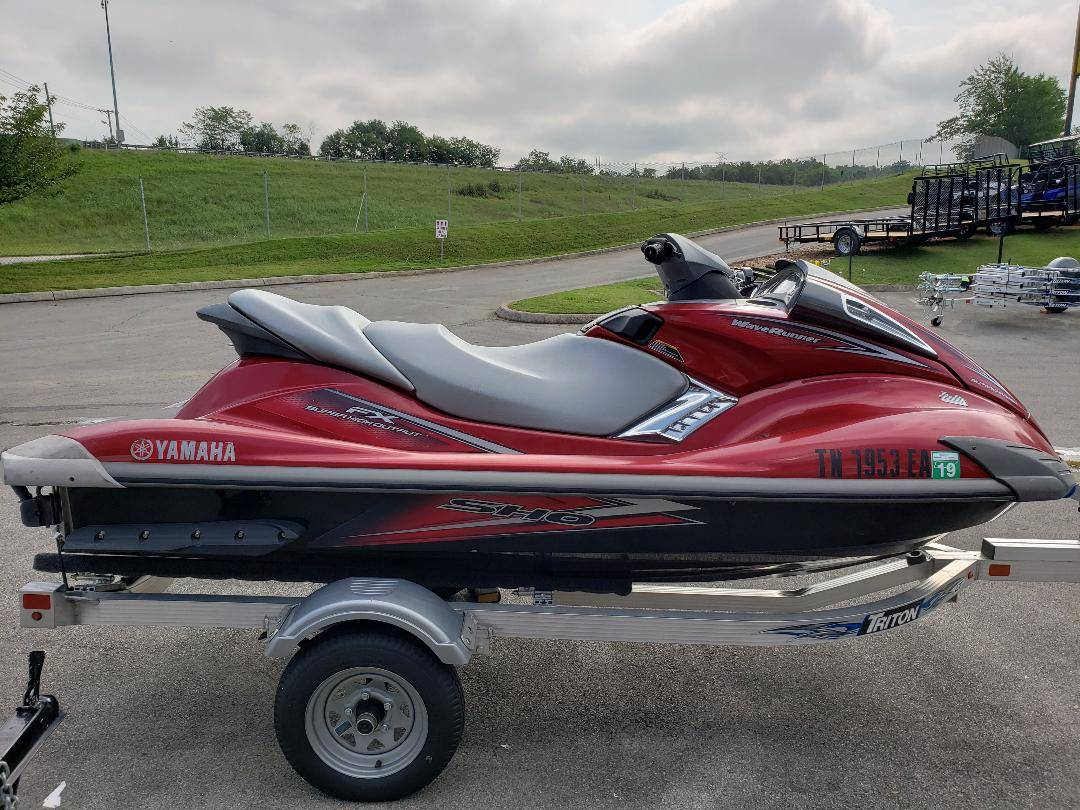 2010 Yamaha FX® SHO in Louisville, Tennessee - Photo 2