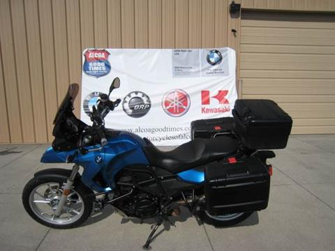 2009 BMW F 650 GS in Louisville, Tennessee