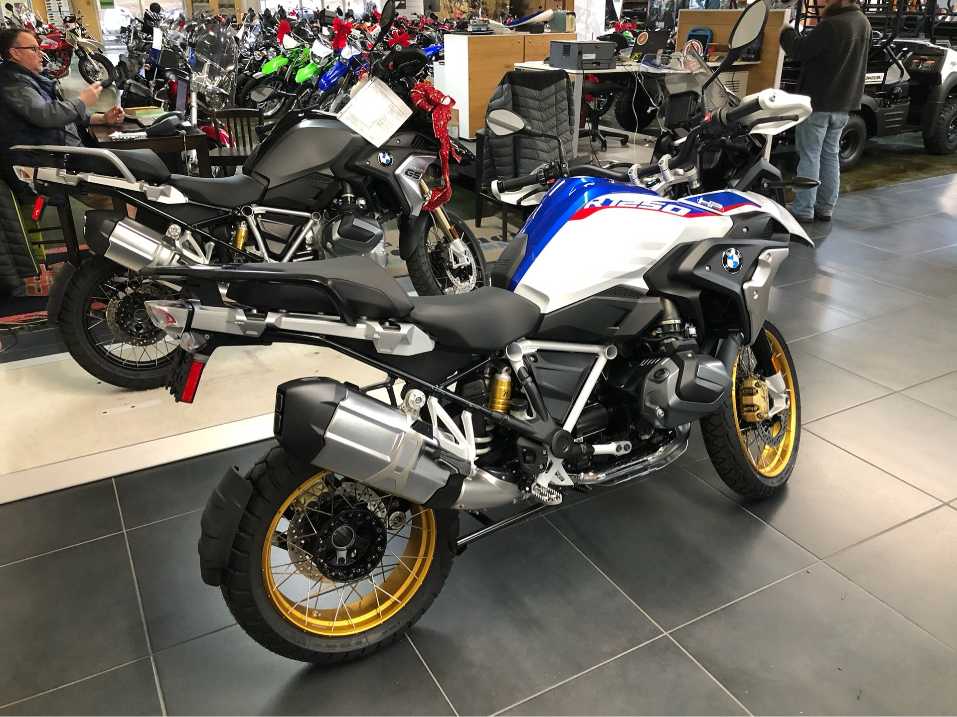 2020 BMW R 1250 GS in Louisville, Tennessee - Photo 4