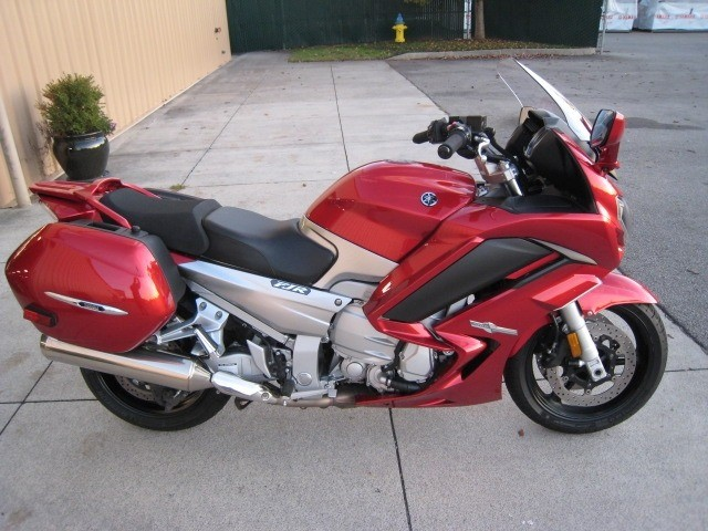 2014 Yamaha FJR1300A in Louisville, Tennessee