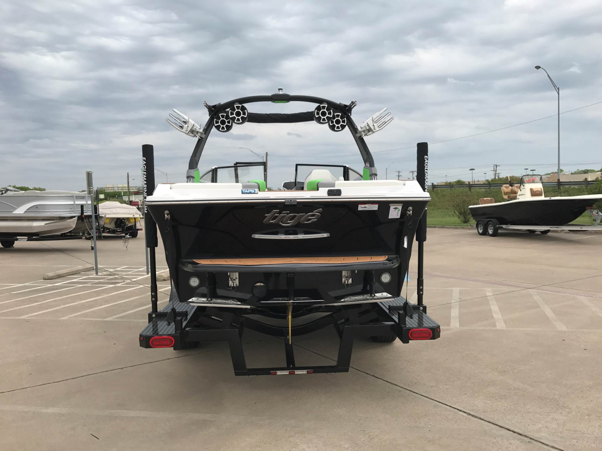 2017 TIGE RZX2 in Fort Worth, Texas