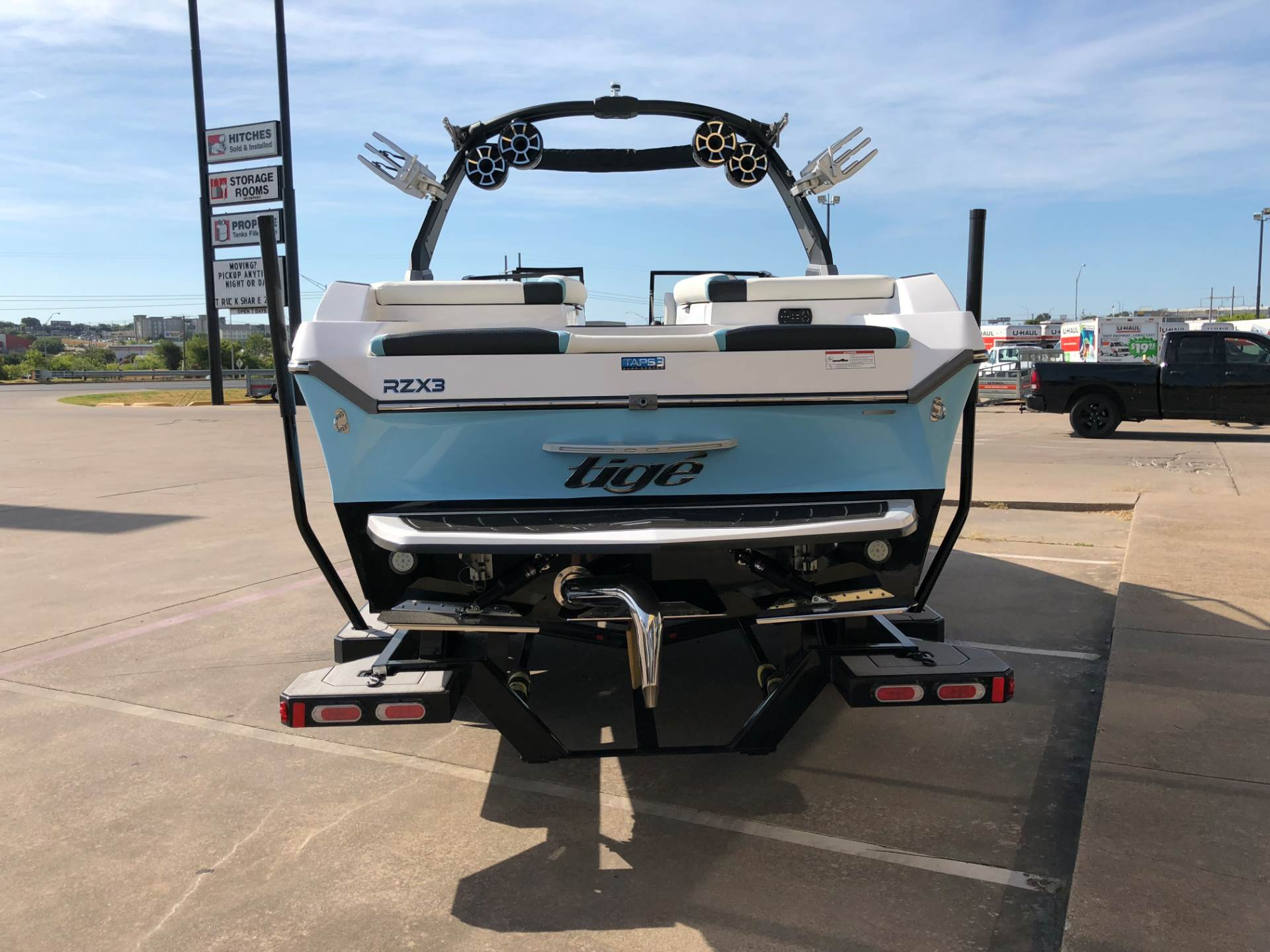 2019 TIGE RZX3 in Fort Worth, Texas