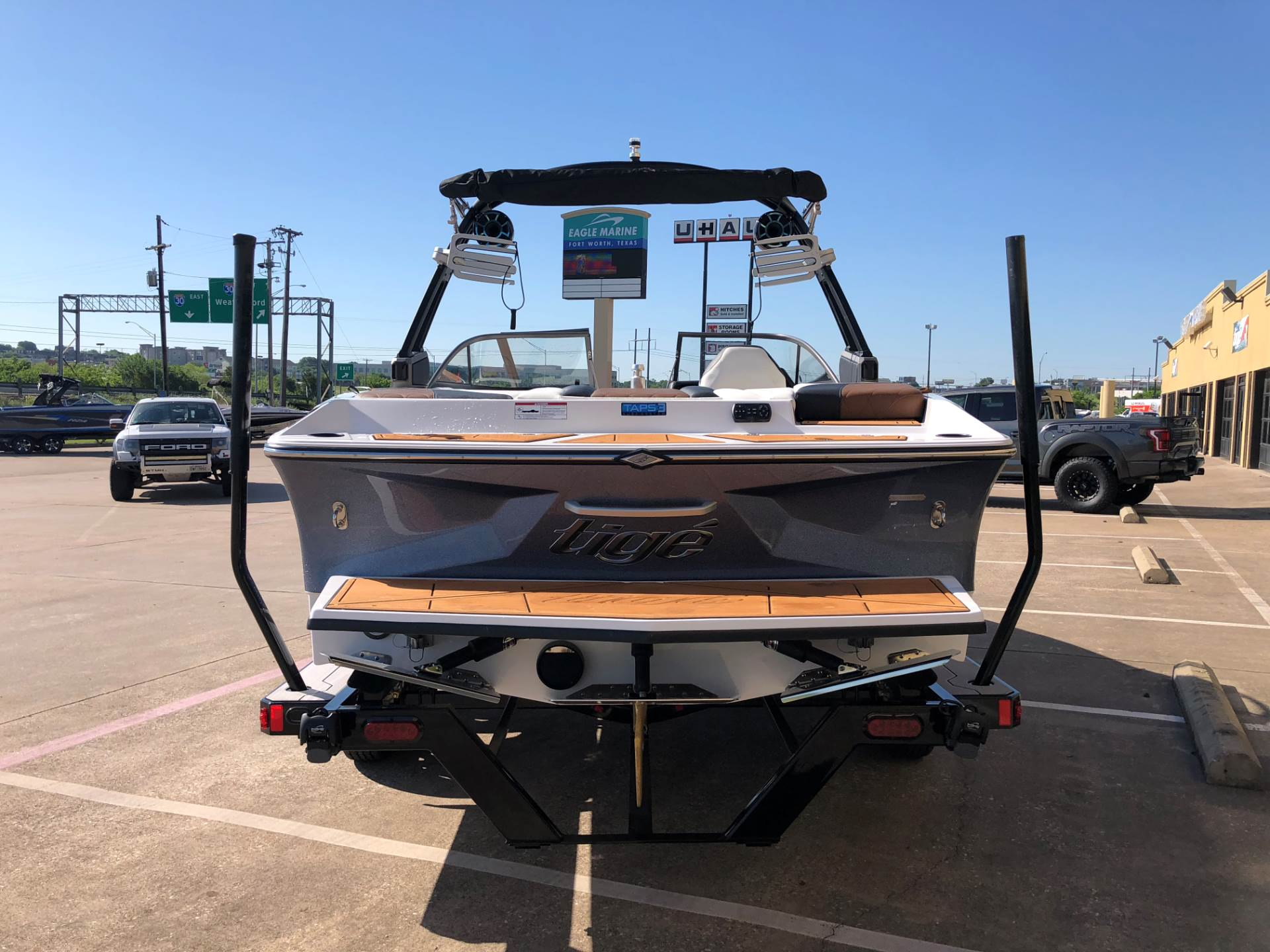2018 TIGE R22 in Fort Worth, Texas