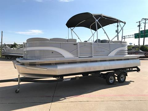 2017 Sylvan 8522 LZ in Fort Worth, Texas
