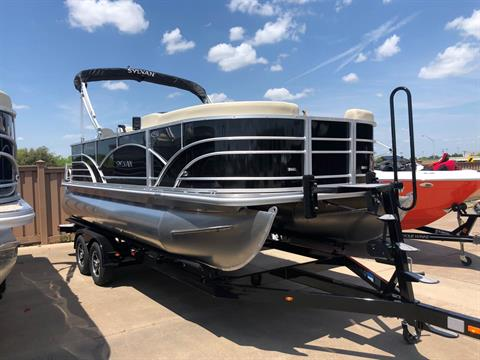2018 Sylvan Mirage Fish 820 CNF in Fort Worth, Texas