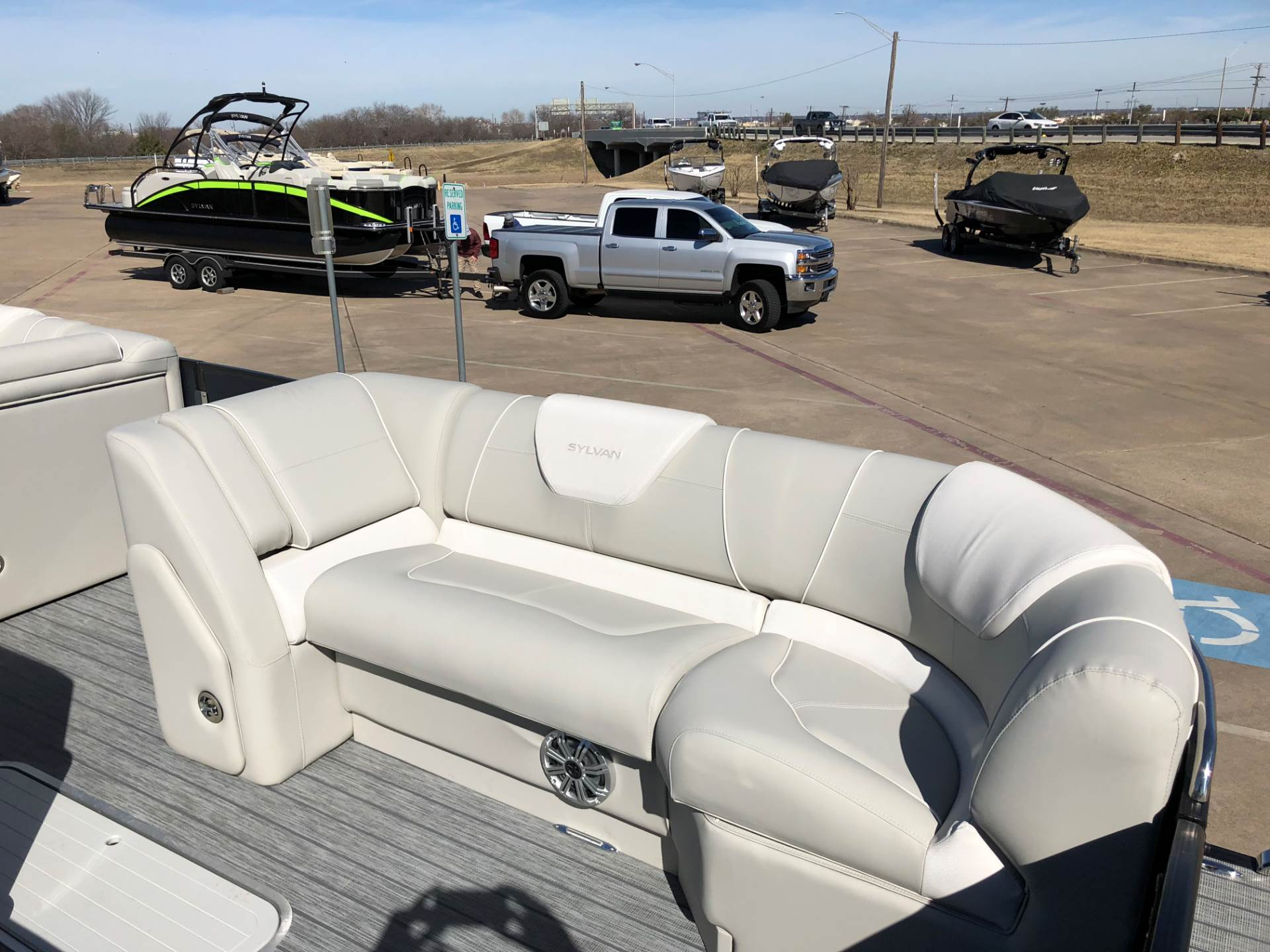 2018 Sylvan S5 Flex in Fort Worth, Texas