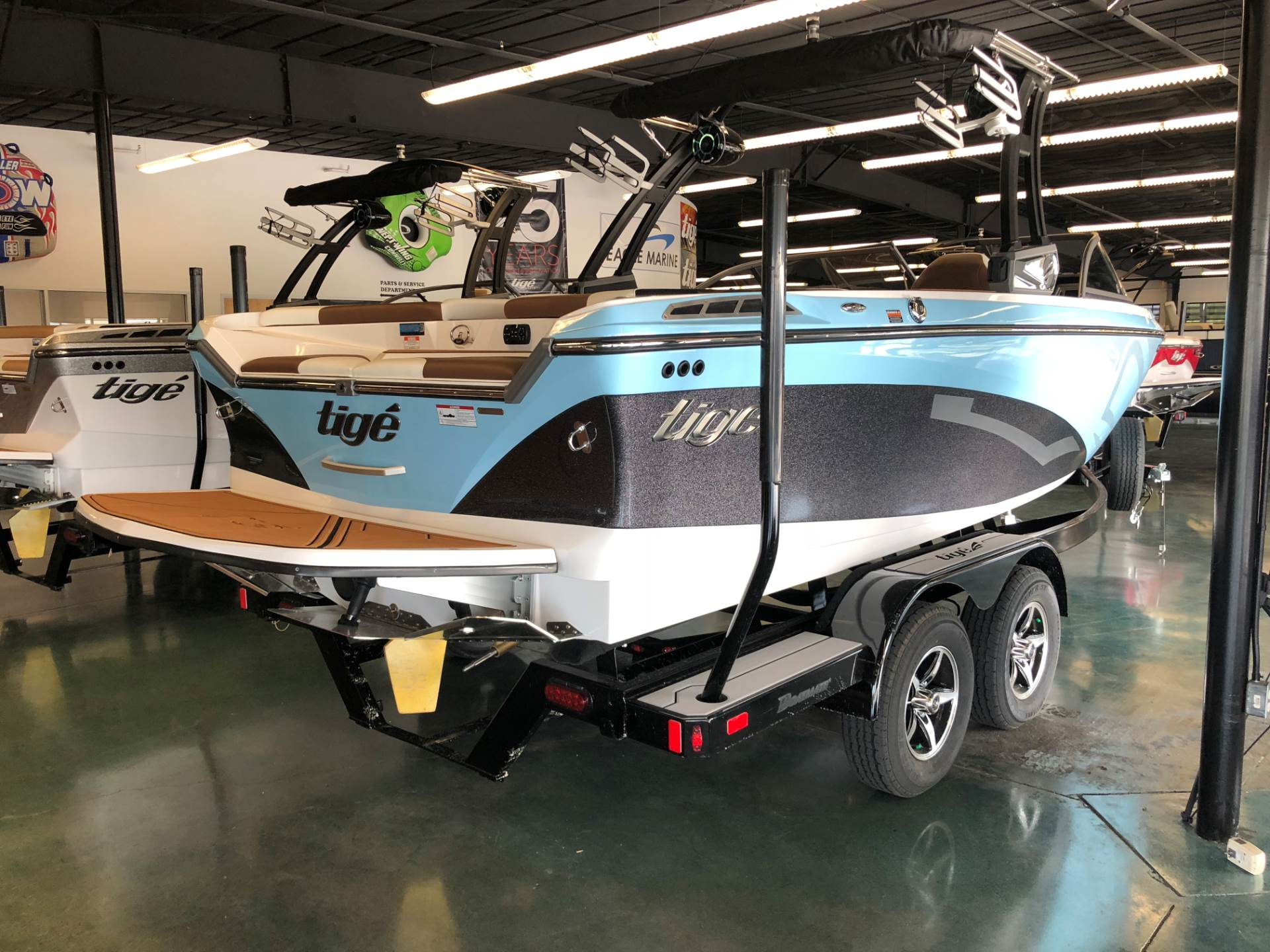 2019 TIGE R21 in Fort Worth, Texas
