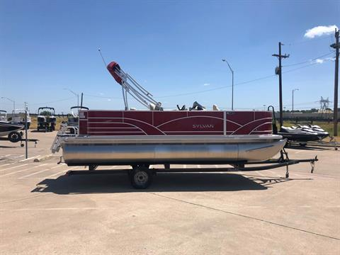 2018 Sylvan Mirage Fish 820 4-PT in Fort Worth, Texas
