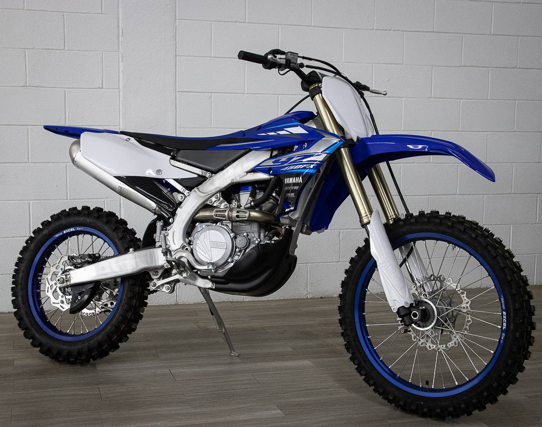 2020 Yamaha YZ450FX in Stillwater, Oklahoma - Photo 2