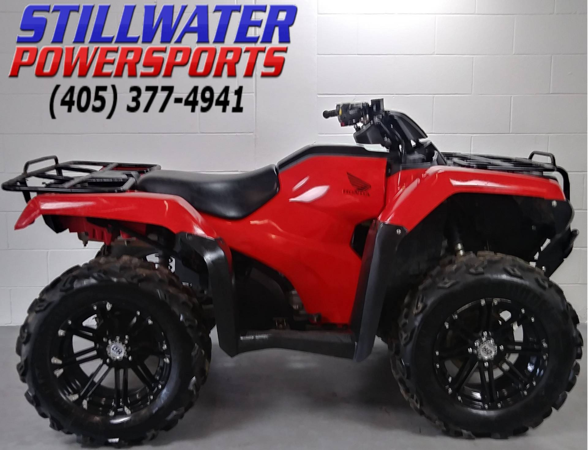 2015 Honda Rancher in Stillwater, Oklahoma - Photo 1