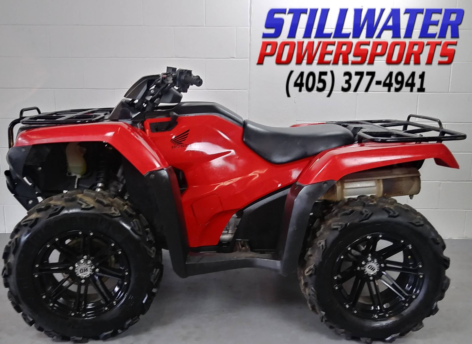 2015 Honda Rancher in Stillwater, Oklahoma - Photo 5
