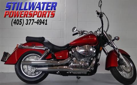 2012 Honda Shadow Aero® in Stillwater, Oklahoma