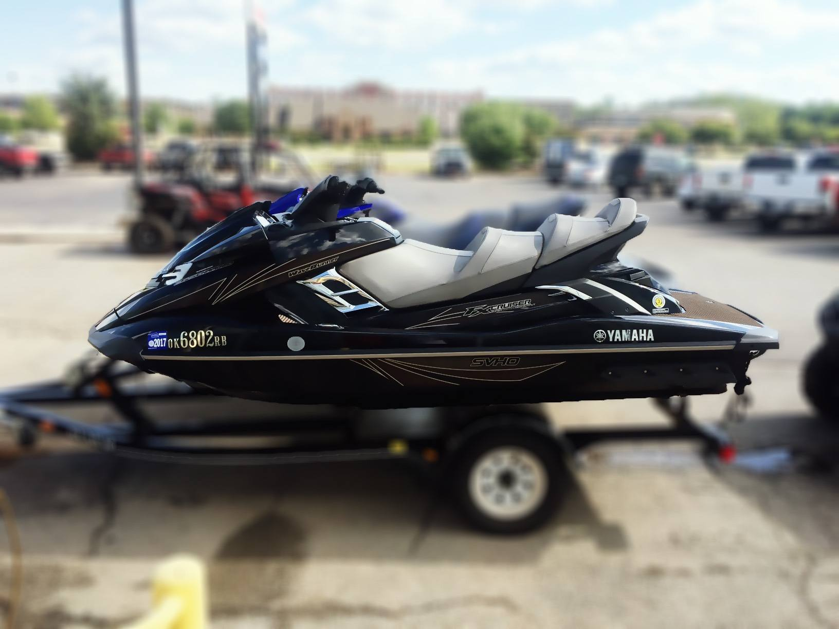 2014 yamaha fx svho for sale for Yamaha of stillwater