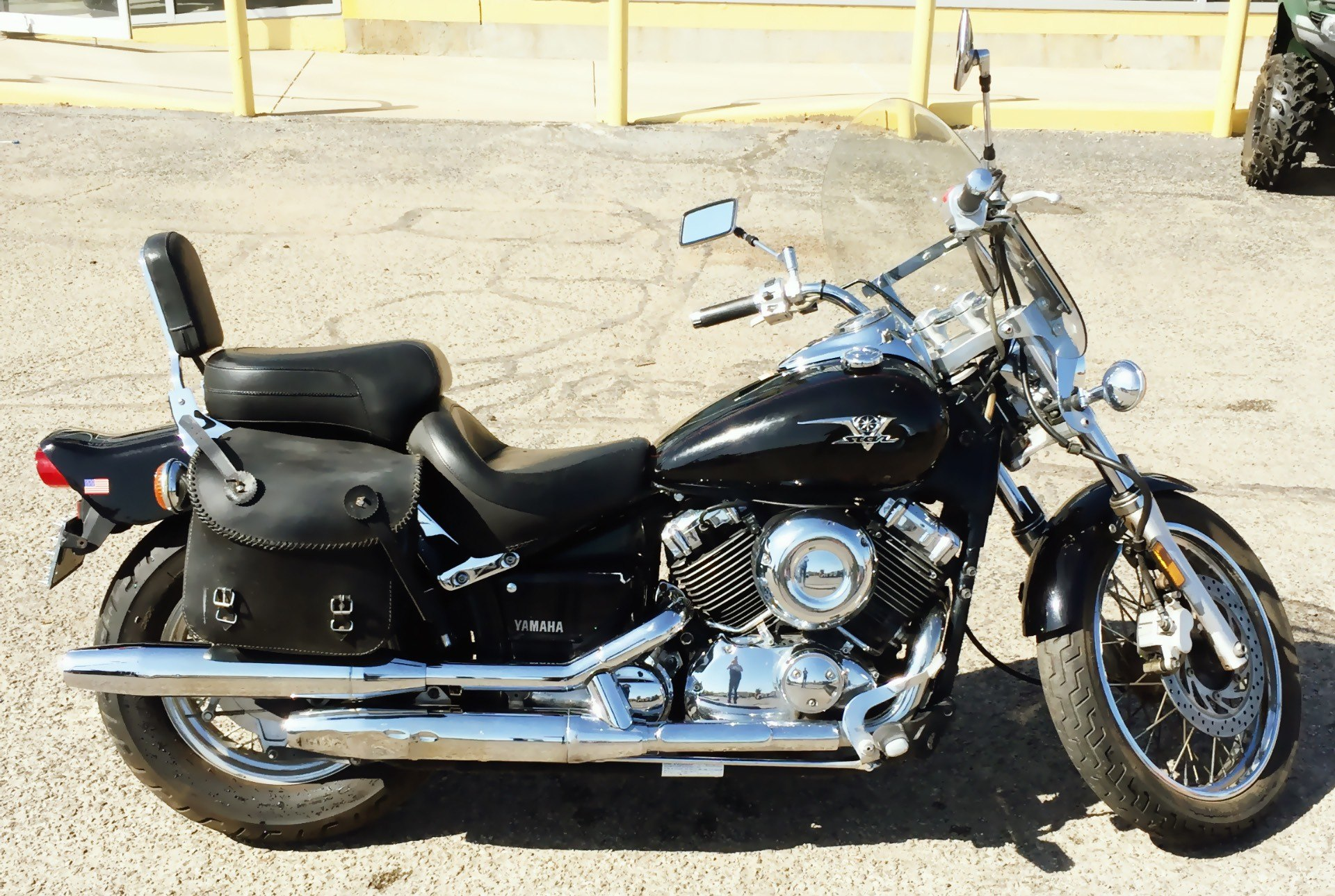 Used 2004 yamaha v star classic motorcycles in stillwater for Yamaha of stillwater