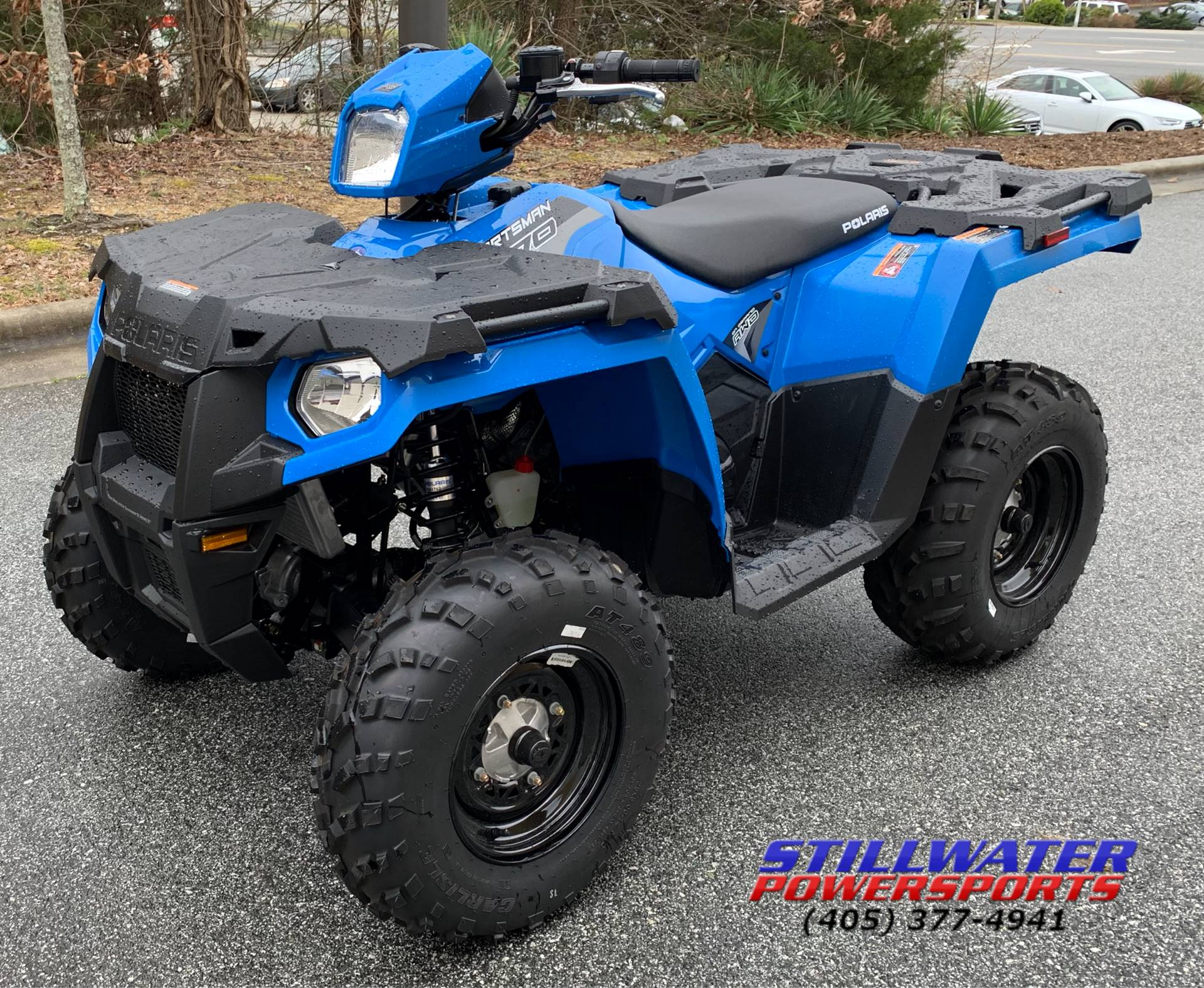 2019 Polaris Sportsman 570 in Stillwater, Oklahoma - Photo 1